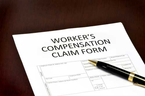 Brockton workers' comp claim and pen